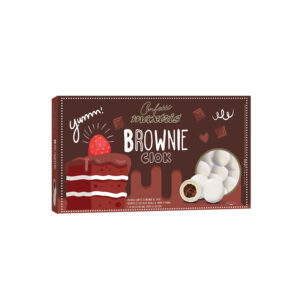 BROWNIE CIOK BIANCHI - 500g