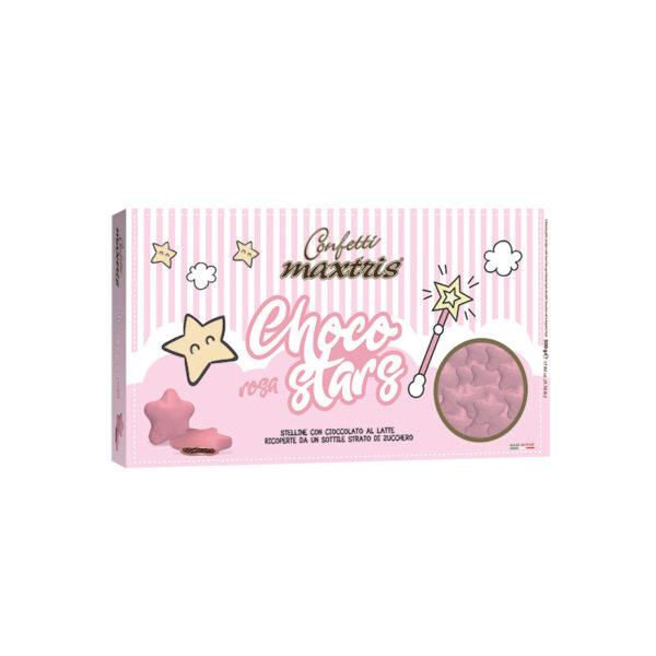 CHOCO STARS ROSA - 500g