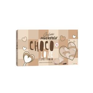 CHOCO LOVE SFUMATI AVORIO - 500g