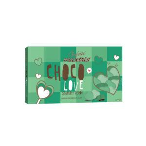 CHOCO LOVE SFUMATI VERDI - 500g