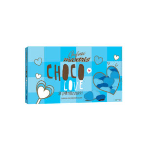 CHOCO LOVE SFUMATI AZZURRI - 500g