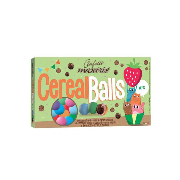 CEREAL BALLS MIX - 400g